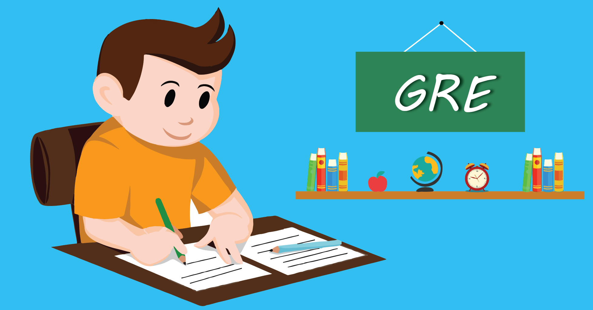 Gre on Study Helps