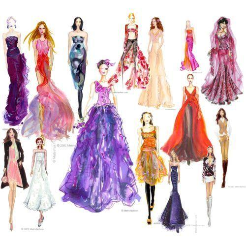 Study Fashion Designing At Acct